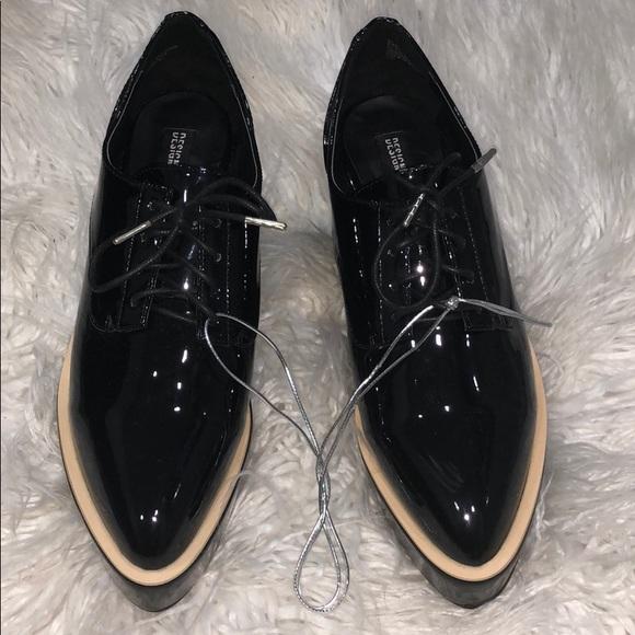 New Design Lab Platform Shoes